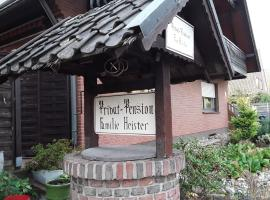 Pension Heister, Isselburg