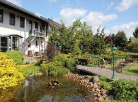 Ferienhof Alte Schmiede, Guhlen (Schwielochsee yakınında)