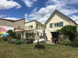 Le Puits a Hermonville, Hermonville (рядом с городом Berry-au-Bac)