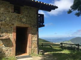 La Montaña, Мелендрерос (рядом с городом Нава)