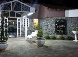 Pousada Aguas de Ibira, Termas do Ibirá (Sales yakınında)