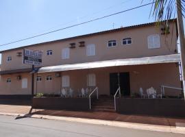 JR Dallas Hotel, Pitangueiras (Jabuticabal yakınında)