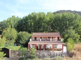 El Balcón del Huéznar, Cazalla de la Sierra