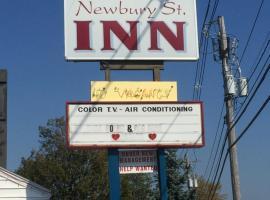 Newbury Street Inn, Peabody