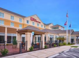Hilton Garden Inn and Fayetteville Convention Center