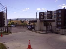 Departamento Temuco, Temuco (Nueva Imperial yakınında)