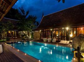 Chiang Mai Luxury Villa, Hang Dong (in de buurt van Ban Nam Thong)