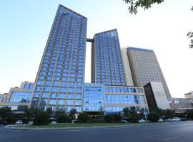 Tianjin Tanggu Ruiwan International Apartment