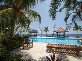 Tanjung Alam Hotel, Ловина (рядом с городом Labuanhaji)