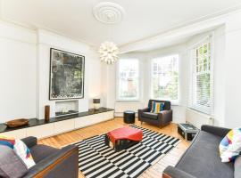 NEW Gorgeous 4 Bedroom Flat Muswell Hill Broadway, Лондон (рядом с городом East Finchley)