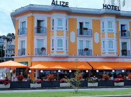 Hotel The Originals Évian-les-Bains Alizé (ex Inter-Hotel)