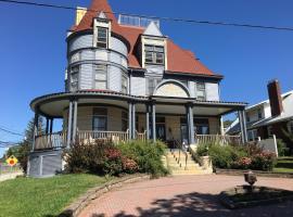 The Levi Deal Mansion, Meyersdale