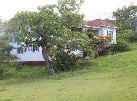 Oral Guest House, Port Antonio (Flat Grass yakınında)