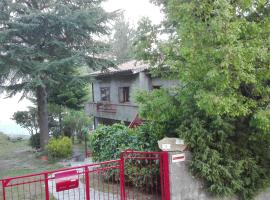 Casa Vacanza Giardino, Guardiabruna (Schiavi di Abruzzo yakınında)