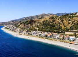 scirocco, Messina (Scaletta Zanclea yakınında)