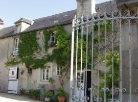 Maison Normande, Анель (рядом с городом Meuvaines)