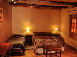 Casagrande Hotel de Adobe, Tinogasta