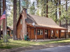 Rustic Tomahawk Cabin