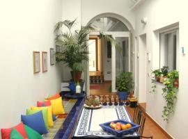 B&B Casa Alfareria 59, Sevilla