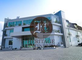 Heritage Continental Hotel, Akure (Near Ado-Ekiti)