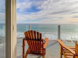 Oceanfront Escape on PCH, Malibu Beach (in de buurt van Topanga)