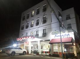 Kanasha Hotel, Medan