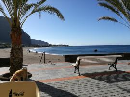 Apartamentos Playamar, La Playa Calera