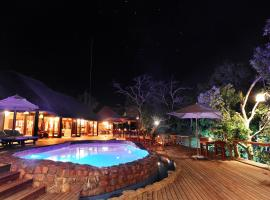 Camp Ndlovu, Welgevonden Game Reserve