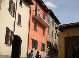 Appartamento TieMi, Coldrerio (Castel San Pietro yakınında)