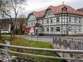Pension BB, Wolfsburg-Unkeroda (Marksuhl yakınında)