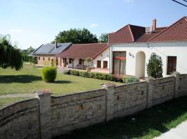 Hidden Gem Residence, Pacsa (рядом с городом Pölöske)