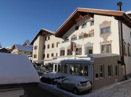 Apart Hotel Reblaus, Ladis