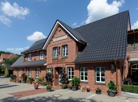 Hotel Sellhorn, Ringhotel Hanstedt, Hanstedt (Toppenstedt yakınında)