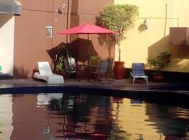Hotel Cabildos, Tapachula (рядом с городом Talismán)