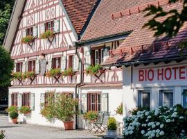 BIO-Hotel Adler/Restaurant, Vogt