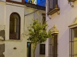 Casa Campon, Utrera (El Coronil yakınında)