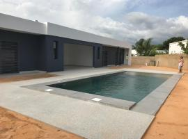 Villa De Luxe Avec Piscine Senegal, Saly Portudal