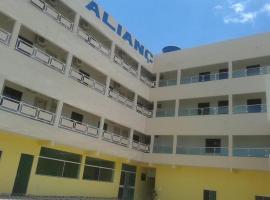 Hotel Alianca, Seabra (Várzea da Canabrava yakınında)