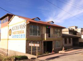 Kucha Wasi Hosteria, San Antonio (Sicalpa yakınında)