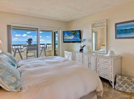 Oceanfront Condo 1 King Master Suite, Amelia Island