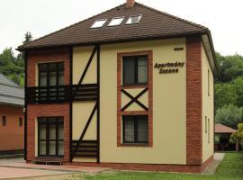 Apartmány Hrabovo Zuzana