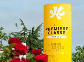 Premiere Classe Chambery, Шамбери (рядом с городом La Motte-Servolex)