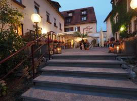 Hotel Gasthof Adler, Ulm (Gögglingen yakınında)