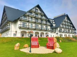 Alpina Lodge Hotel Oberwiesenthal, Kurort Oberwiesenthal