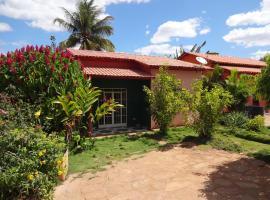 Restaurante e Pousada do Vaninho, Fabião (Itacarambi yakınında)