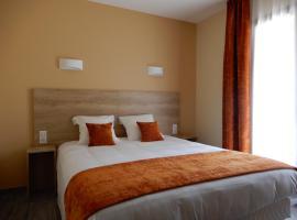 Hotel Marinet, Châtillon-en-Michaille (рядом с городом Бельгард-сюр-Валзерин)