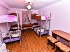 Hotel Agasi, Odzun (T'umanyan yakınında)