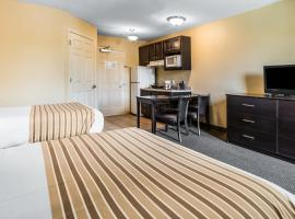 Suburban Extended Stay Hotel Camp Lejeune, Jacksonville