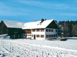 Bauernhaus Marianne 100W, Buchenberg (Hellengerst yakınında)