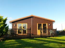 Greenacres Holiday Cabins, Leuchars